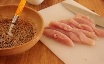 маринад для курицы с соевым соусом и медом