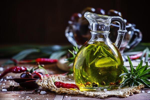 ароматное масло для салатов
