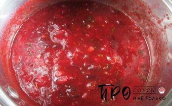 сливовый соус с помидорами