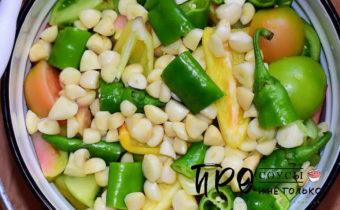 как заквасить овощи на зиму
