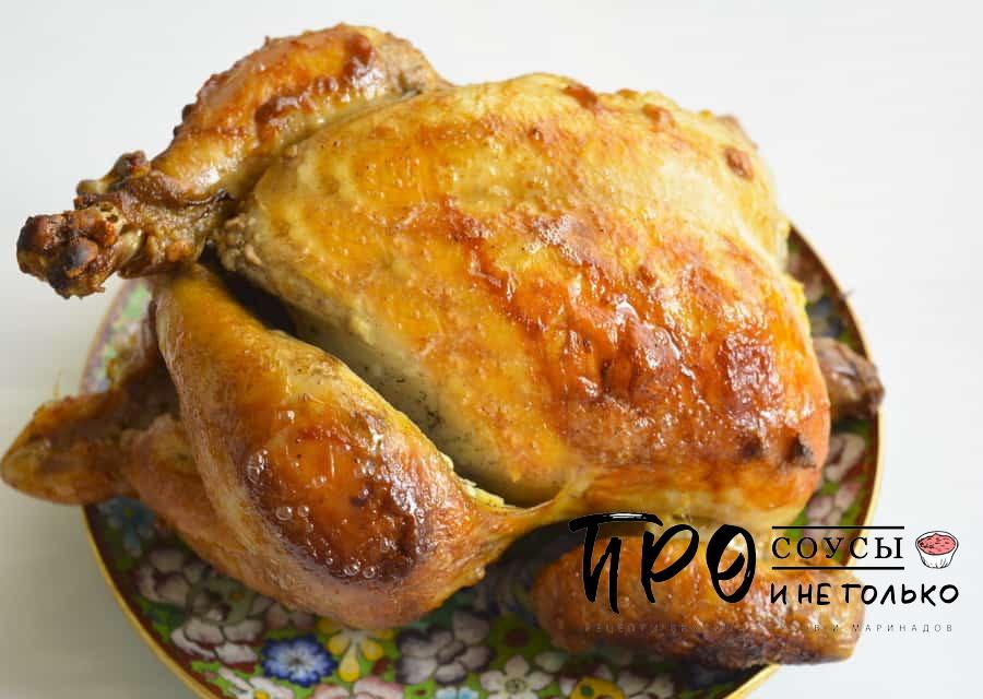 Как приготовить курицу просто