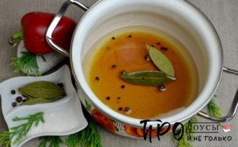 маринованный перец с медом на зиму