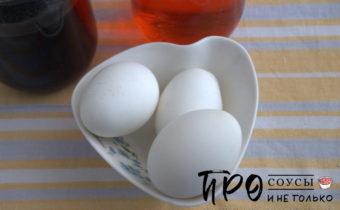 Как покрасить яйца пищевыми красителями к Пасхе