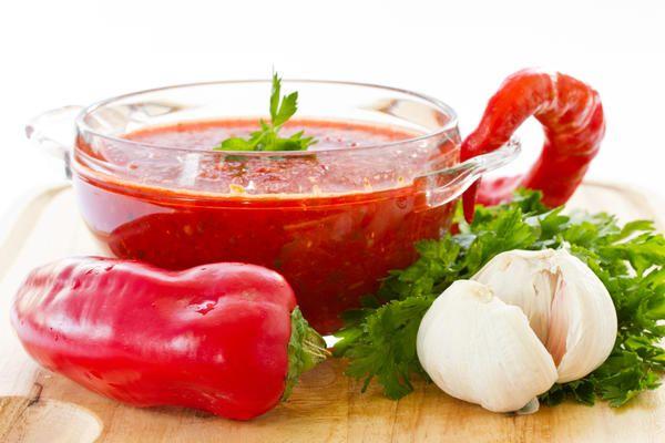 томатный маринад для шашлыка